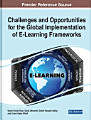 Challenges and Opportunities for the Global Implementation of E Learning Frameworks