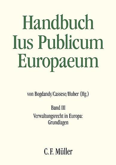 Ius Publicum Europaeum PDF