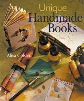 Unique Handmade Books PDF