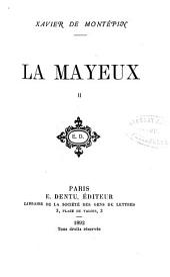 La Mayeux: Volume2