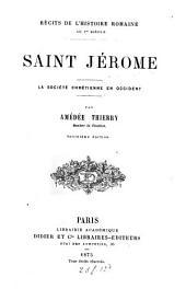 Saint Jérome: la société chrétienne en occident