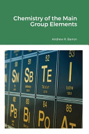 Chemistry of the Main Group Elements PDF