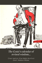 The Cynic's Calendar of Revised Wisdom...