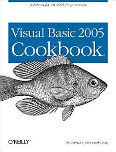 Visual Basic 2005 Cookbook PDF