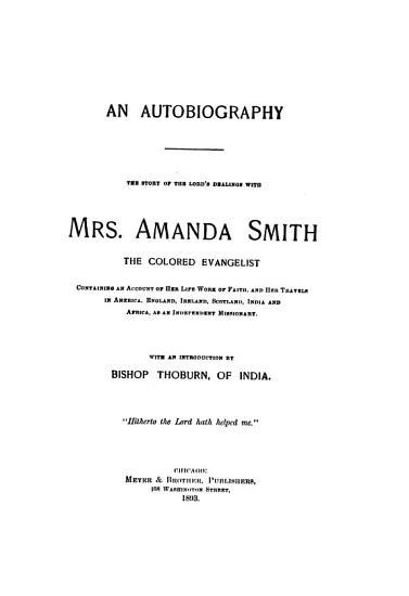 An Autobiography PDF