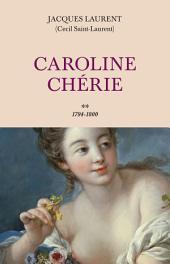 Caroline Chérie: Volume2