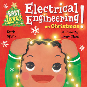 Baby Loves Electrical Engineering on Christmas!