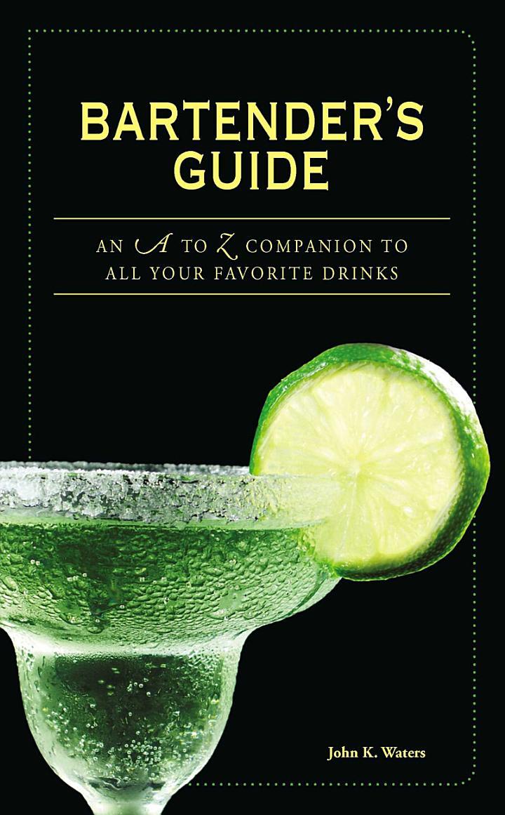 Bartender's Guide