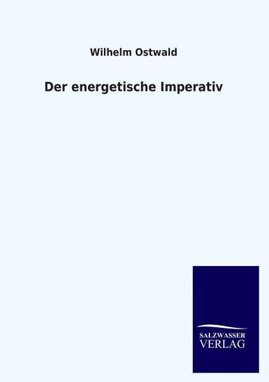 Der Energetische Imperativ PDF