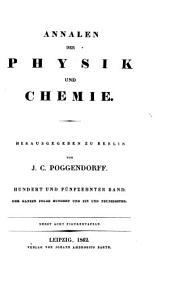 Annalen der Physik und Chemie: Band 2;Band 191