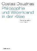 Philosophie und Widerstand in der Krise PDF