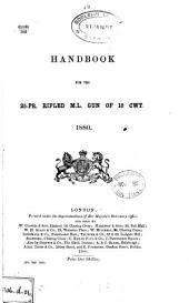 Handbook for the 25-pr. rifled M.L. gun