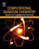 Computational Quantum Chemistry PDF