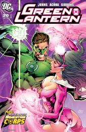 Green Lantern (2005-) #20