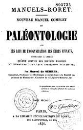 Nouveau manuel complet de paléontologie