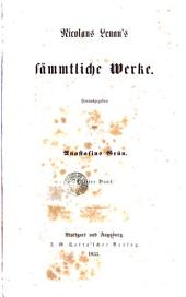 Nicolaus Lenau's sänmtliche Werke, 3