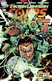 Green Lantern Corps (2006-) #17
