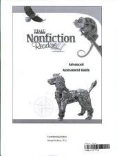 TIME For Kids Nonfiction Readers: Advanced Assessment Book