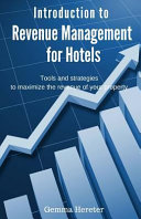 Introduction to Revenue Management for Hotels PDF