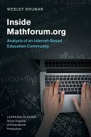 Inside Mathforum.org
