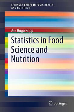 Statistics in Food Science and Nutrition PDF