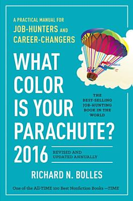 What Color Is Your Parachute  2016 PDF