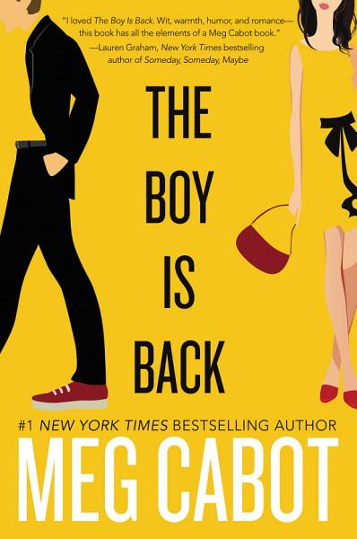 Download The Boy Is Back Book