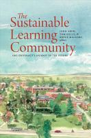 The Sustainable Learning Community PDF