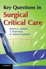Key Questions in Surgical Critical Care PDF