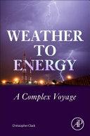 Weather to Energy