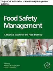 Food Safety Management: Chapter 38. Assessment of Food Safety Management Systems