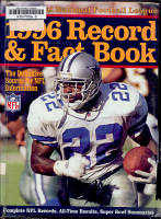 The Official National Football League Record and Fact Book  1996 PDF