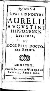 Regula Sancti Augustini