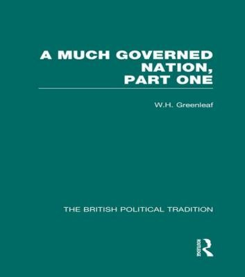 Much Governed Nation PDF