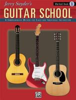 Jerry Snyder s Guitar School  Method Book 1 PDF
