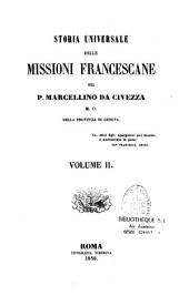 Storia universale delle missioni francescane