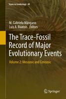 The Trace Fossil Record of Major Evolutionary Events PDF