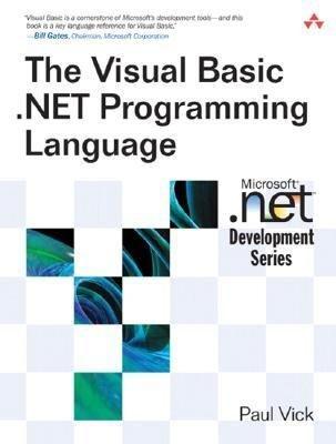 The Visual Basic  Net Programming Language PDF