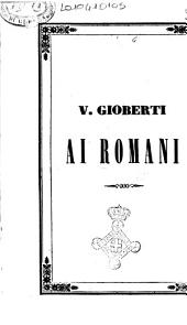 Ai Romani