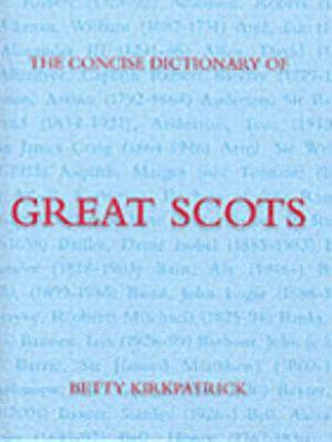 Great Scots PDF
