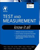 Test and Measurement  Know It All PDF