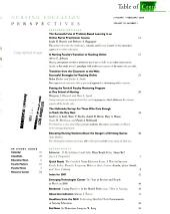 Nursing Education Perspectives PDF