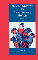 Oxford Surveys in Evolutionary Biology PDF