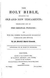 The holy Bible PDF