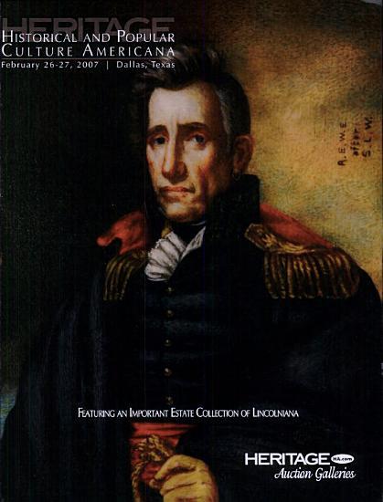 Historical and Popular Culture Americana PDF
