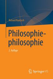 Philosophiephilosophie: Ausgabe 2