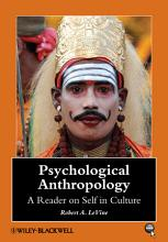 Psychological Anthropology PDF