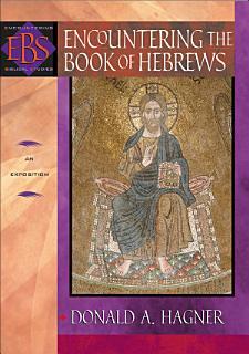 Encountering the Book of Hebrews Book