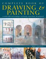 Complete Book of Drawing   Painting PDF