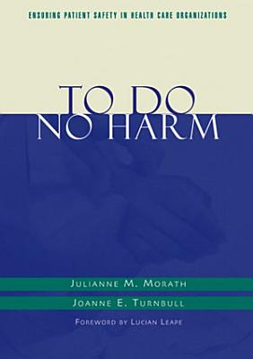 To Do No Harm PDF